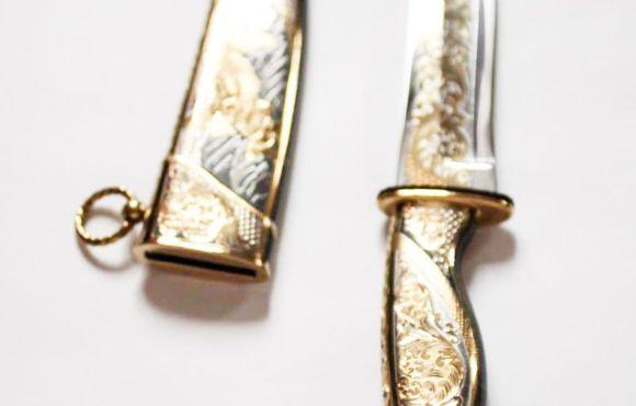 Охотничий нож Сокол