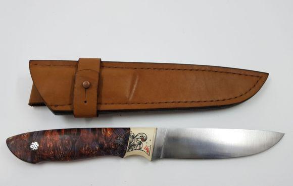 Нож Золотая рыбка