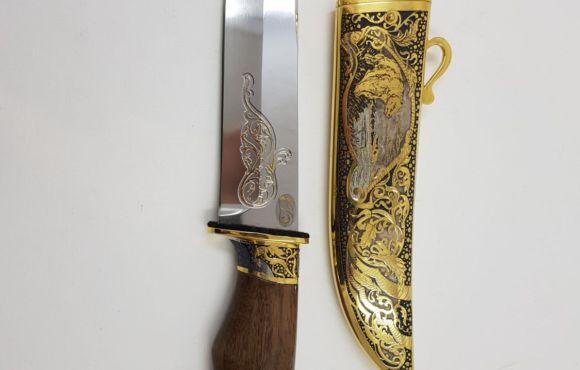 Нож Утес